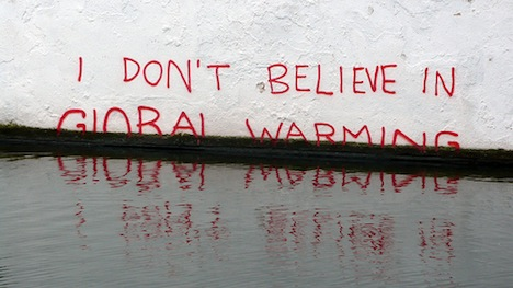 Do you think global warming is a hoax?